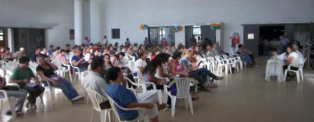 Gran asistencia al curso de formación sobre la familia en Catamarca