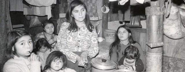 Pobreza y situación cultural, influyen negativamente en la familia