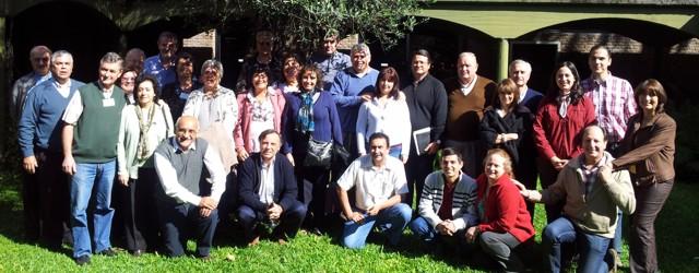 Ecos de la Junta Nacional de Pastoral Familiar 2012
