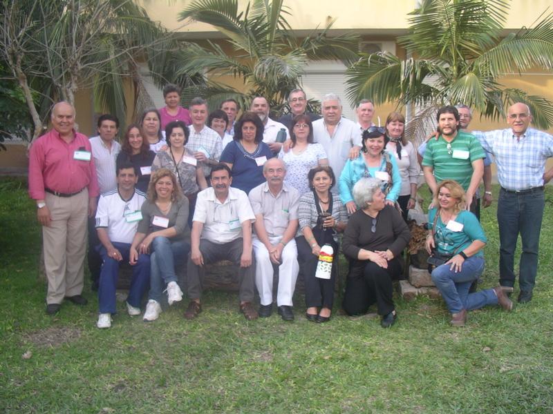 Encuentro de Pastoral Familiar en NEA