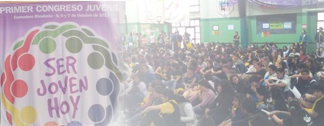 El Secretariado junto a los jóvenes de Cdro. Rivadavia