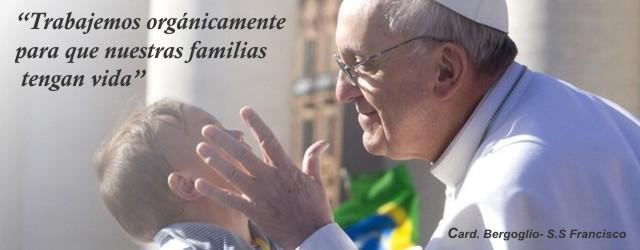 Recemos por Su Santidad Francisco