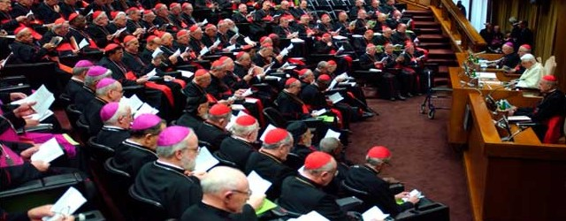 Francisco convocó a Sínodo sobre Familia