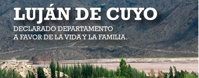Luján de Cuyo, ciudad por la Vida