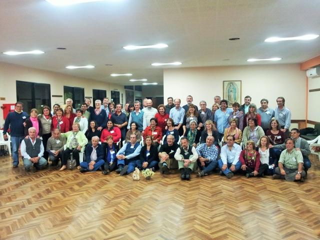 Se realizó la Junta Nacional de Pastoral Familiar 2014