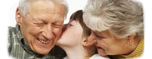 26/7: Día de los abuelos