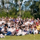 Francisco con familias numerosas