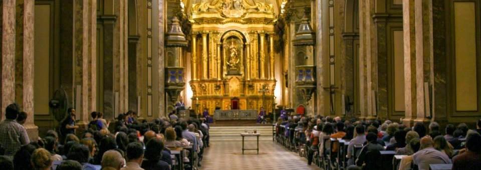 Región Buenos Aires: Misa de envío