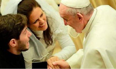 Francisco: Vivir la vida matrimonial para siempre