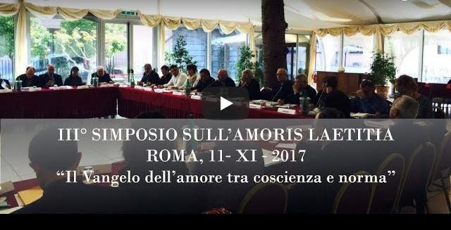 Tercer Simposio Internacional sobre la exhortación apostólica Amoris laetitia