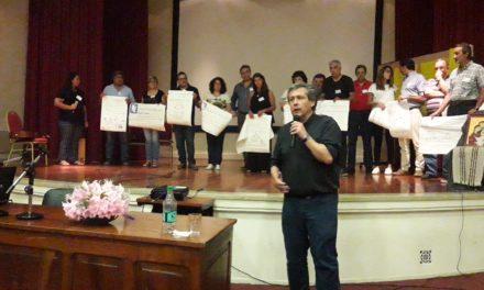 Junta Nacional de Pastoral Familiar – San Miguel, 2018 – Materiales
