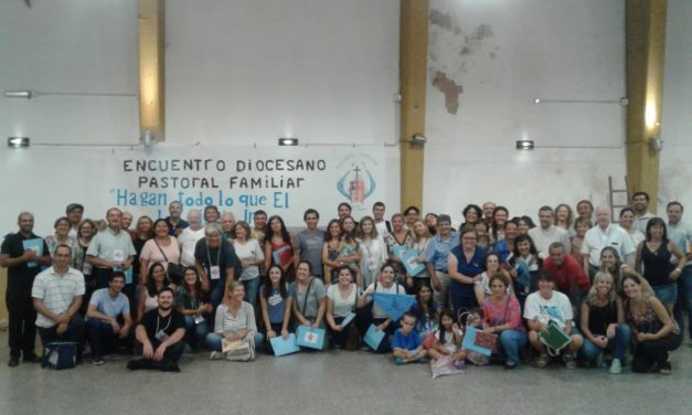 Diócesis de Zárate Campana – I Encuentro Diocesano de Pastoral Familiar