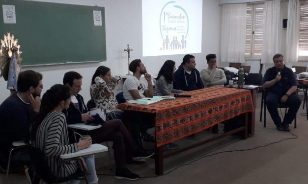 Primer Encuentro Regional de Familias Regiones Platense y Patagonia-Comahue