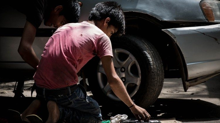 DIA MUNDIAL CONTRA LA EXPLOTACIÓN DEL TRABAJO INFANTIL – 12 de junio