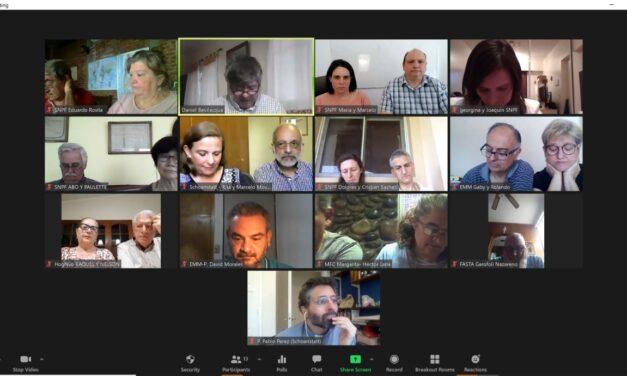Nueva mesa de diálogo con Movimientos